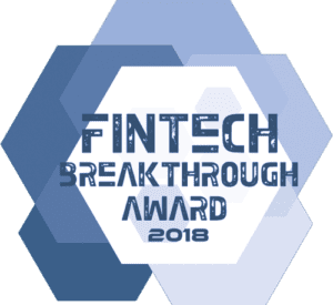 FinTech Breakthrough Awards 2018 - Logo